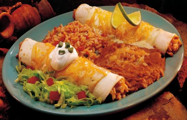 Enchiladas San Carlos