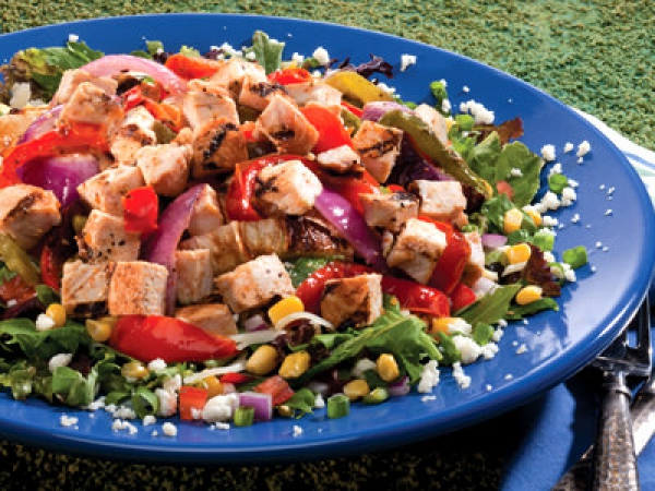 Fajita Salad