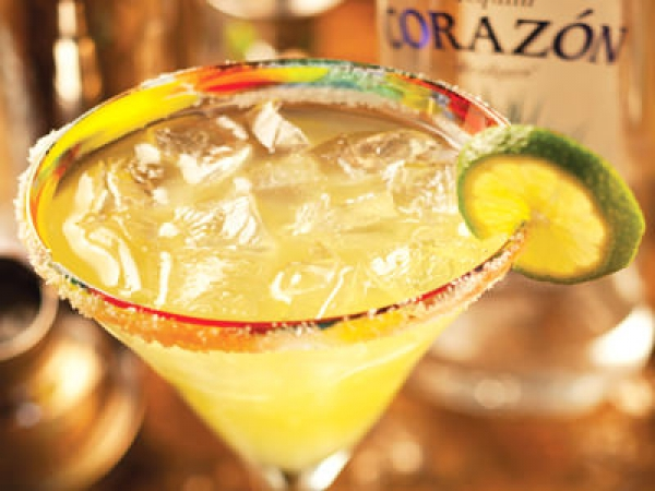 Hand Shaken Top Shelf Margaritas